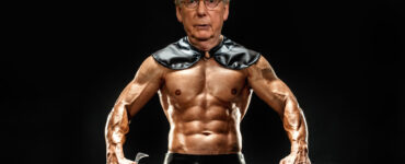 muscular-mitch-mcconnell-dressed-as-gladiator