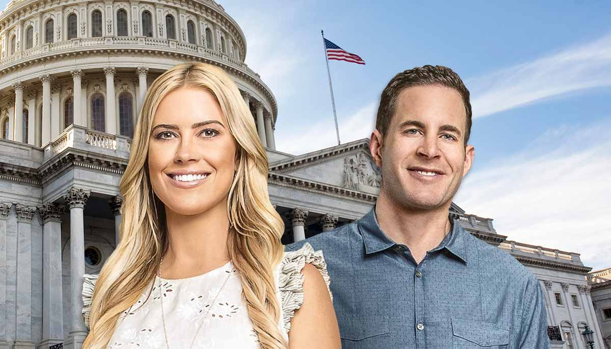 Hit TV Show 'Flip Or Flop' All Set To Renovate House Of Representatives
