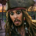 Johnny Depp to Star in Disney Plus Original: Porch Pirates of New Jersey